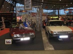 The Retro Classic and Saab
