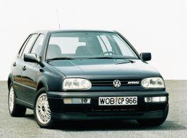 El VR6 en el Golf II, un motor muy agradable. ¿Quién lo habría sospechado en un Saab?