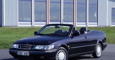 Saab 900 Cabrio - une voiture aux qualités de preneur