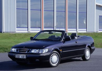Saab 900 Cabrio - a car with taker qualities