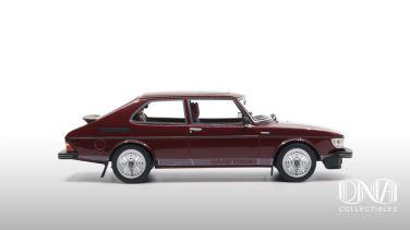 Der Saab 99 Turbo von DNA Collectlibles
