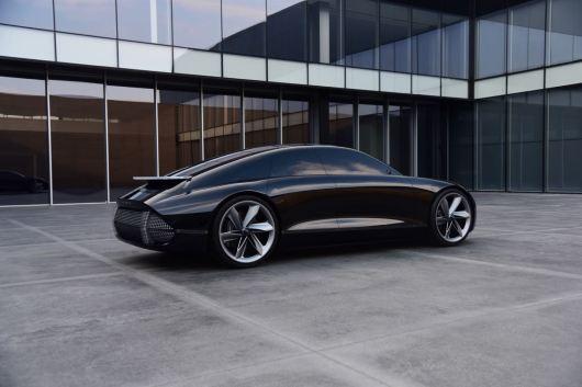 Nytt helelektriskt koncept från Hyundai