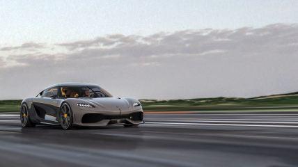 Oltre 1.700 HP di prestazioni del sistema e oltre 1.000 chilometri di autonomia