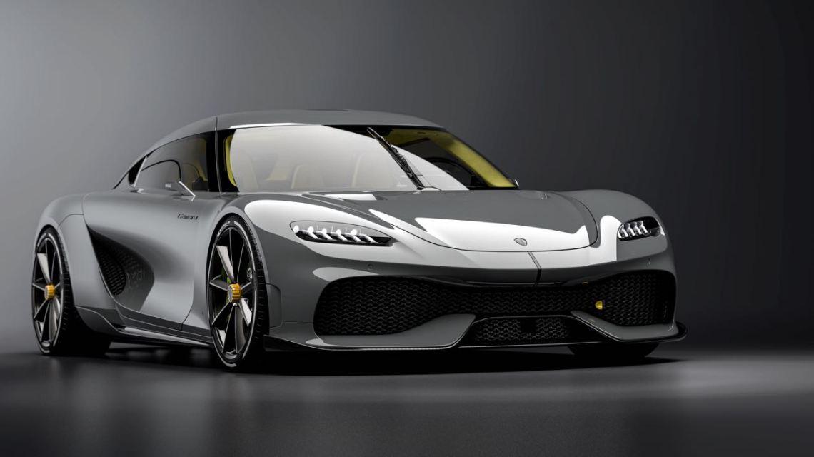 De nieuwe Koenigsegg Gemera