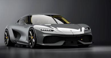 Новый Koenigsegg Gemera