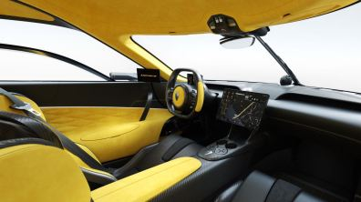 La Gemera è la prima GT di Koenigsegg. Immagine: Koenigsegg