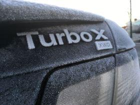 O Turbo X de Götz também está ativo no inverno de Hamburgo