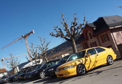 Saab Swiss Fondue Meeting - Queso suizo con un factor adictivo