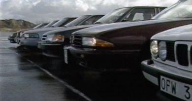 Saab Spotlight 1989. Saab 9000 CDi 2.3-14 vs. Concurrenten.