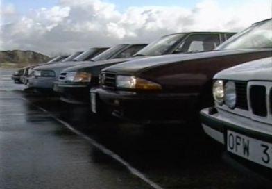 Ele é melhor? Saab 9000 CDi 2.3 16 vs. Concorrentes