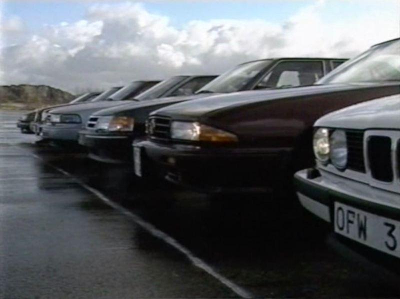 Saab Spotlight 1989. Saab 9000 CDi 2.3-14 vs. Mitbewerber.