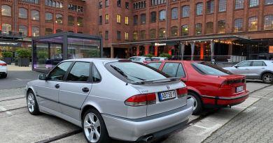 Den 1: a tyska Saab Club avbryter alla runda bord och evenemang