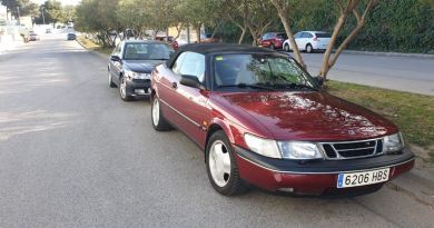 La Saab (et pas seulement Saab) en panne en Espagne ...