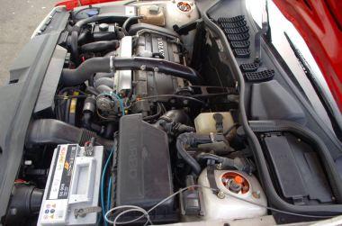 Der Turbo Fünfzylinder soll 300 PS leisten. Oder mehr.