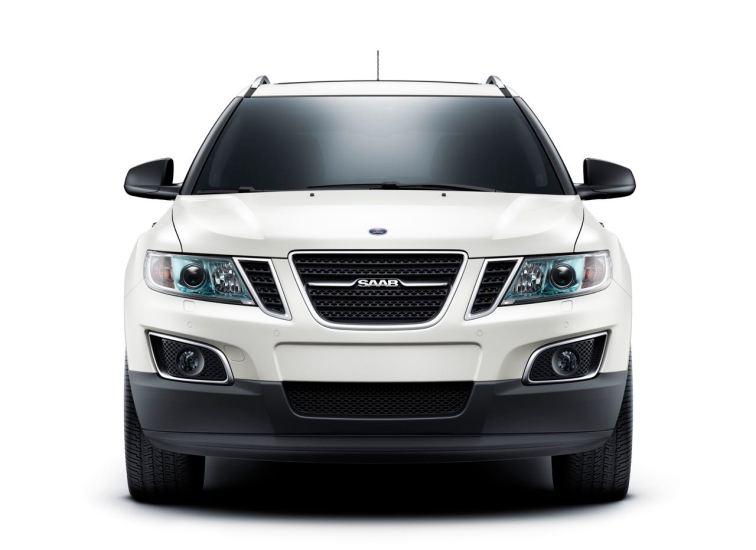 Saab 9-4x som mall och inspiration?