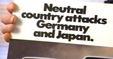 Suecia contra Alemania y Japón