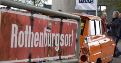 The 5th Hamburg Saab meeting does not take place