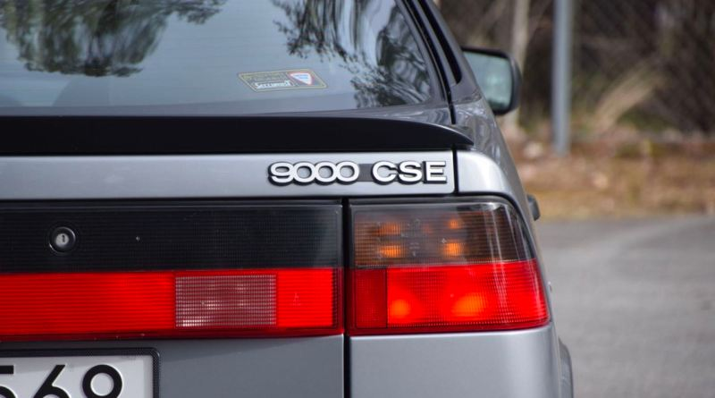Saab 9000 CS 2.3 Turbo 16 1993