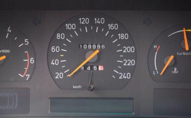Er staat nog geen 110.000 kilometer op de teller