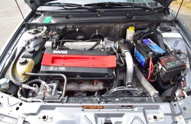 De 2.3 liter turbo zorgt voor aansprekende rijprestaties