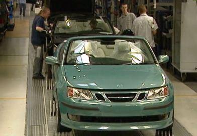 Ein Schwede aus Graz. Saab 9-3 Cabriolet Produktion bei Magna.
