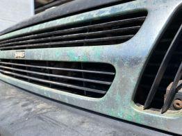 Rejilla oxidada