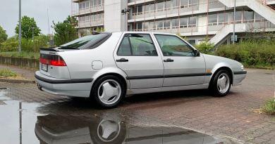 Saab 9000 trifft auf Neckermann. Eine Frankfurter Stadtgeschichte.