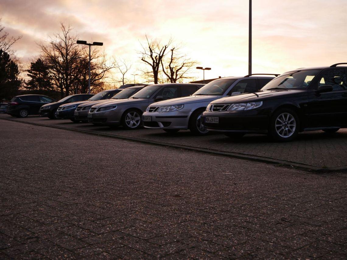 Un sacco di Saab