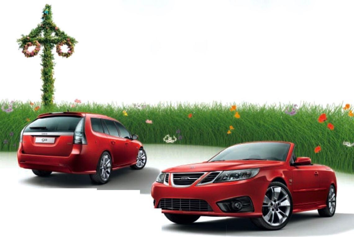 Saab Midsommar Edition