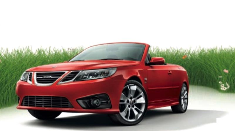 Model year 2012 - never built. The Saab Midsommar Edition.