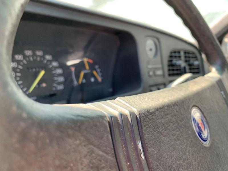 Scheunenfund - Saab 9000 Turbo 16 1988