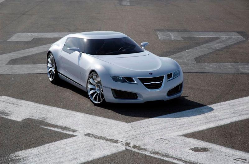 Saab Aero X.