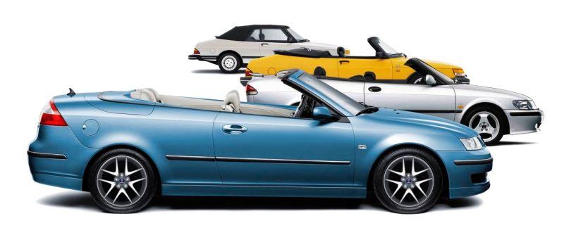 20 Jahre Saab Cabriolet 2006