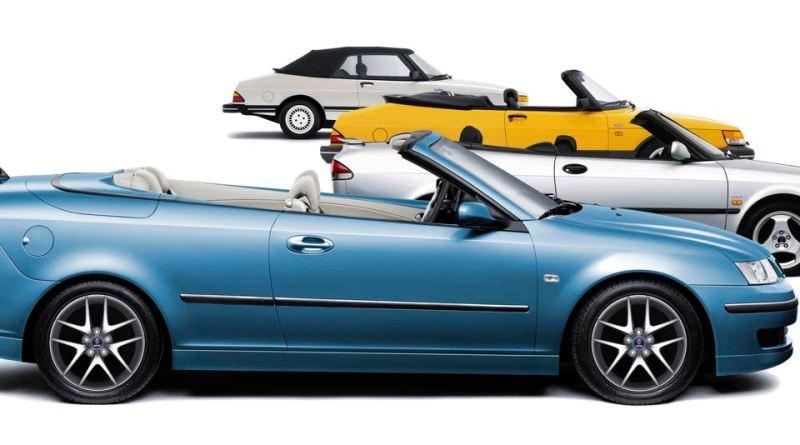 20 anos Saab Cabriolet 2006