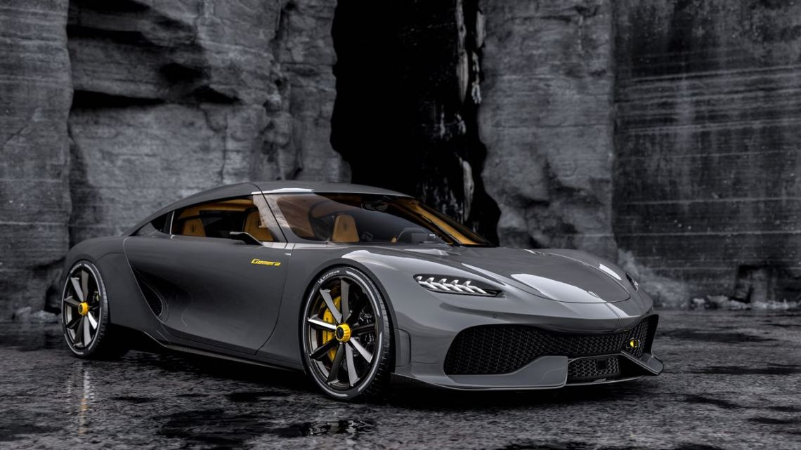 Gemera, the first GT from Koenigsegg