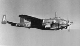 Die Saab 18 wurde 1942 vorgestellt