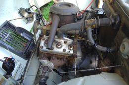 Piccolo, ma con un suono eccezionale. Il motore a due tempi.