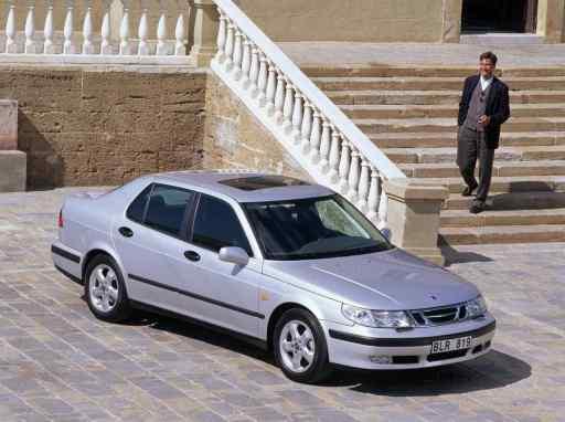 Saab levererade tre versioner av 3-9