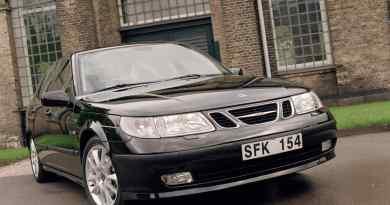 Das dificuldades para comprar um Saab 9-5