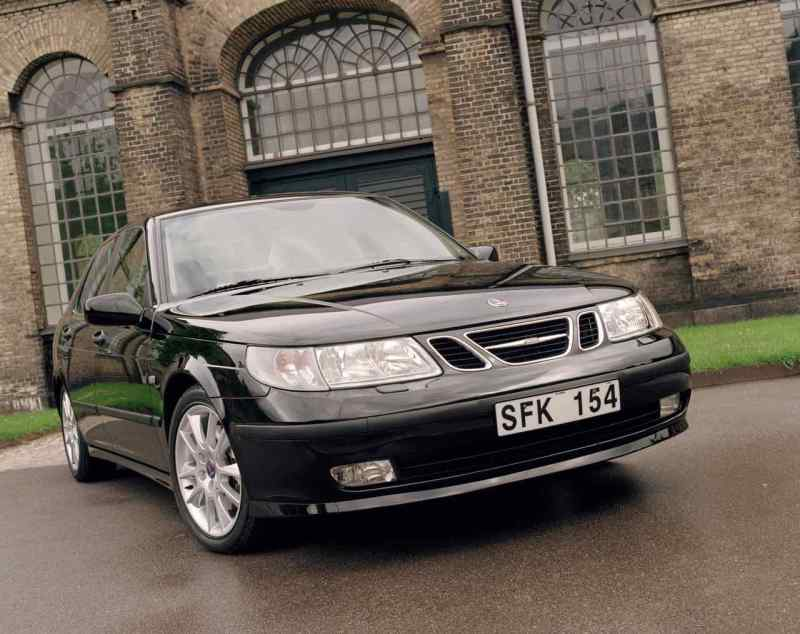 Von den Schwirigkeiten einen Saab 9-5 zu kaufen