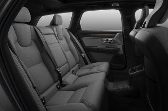 Los asientos de lana están disponibles en Volvo con el nuevo modelo del año.