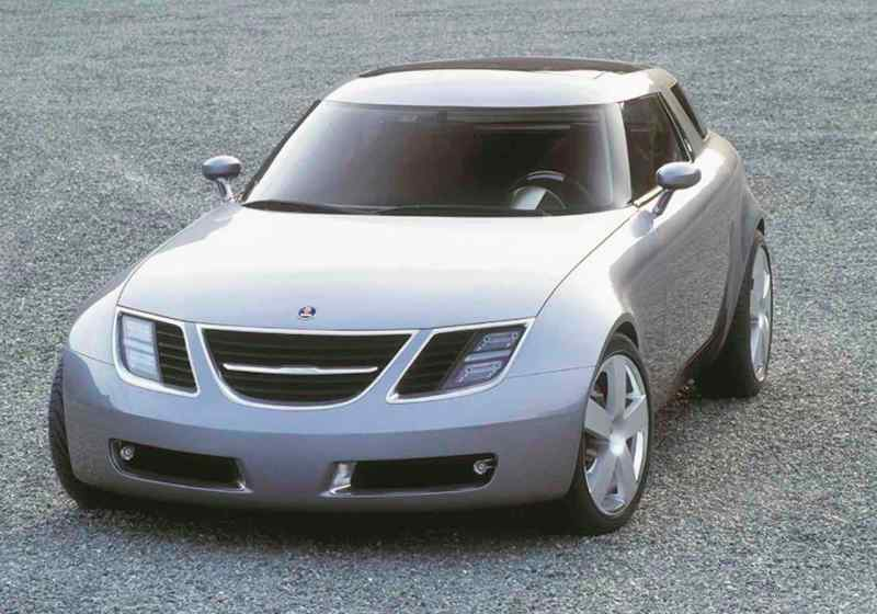 Saab 9-X Concept 2001