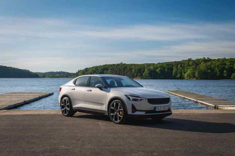 The Polestar 2 - does it have anything to do with Saab?