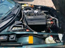 En 2.1 liters motor ger framdrivning
