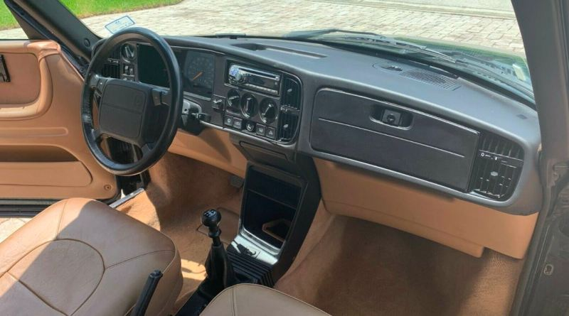 Saab 900 S Cabriolet 1994