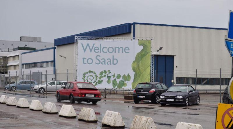 Welkom bij Saab!