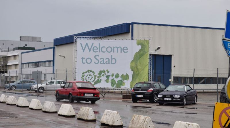 Benvenuti in Saab!