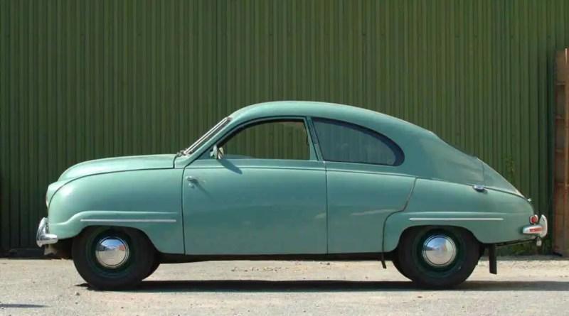 Vielleicht der älteste Saab im privaten Besitz