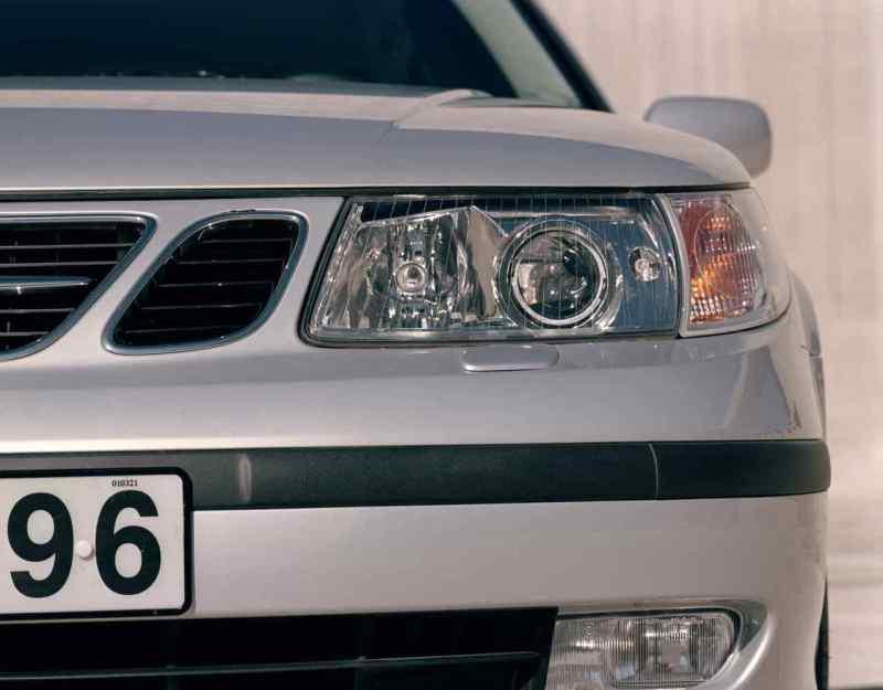 Ingen Saab från Talheim