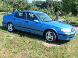 El color se ve bien en el Saab